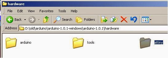 location of files