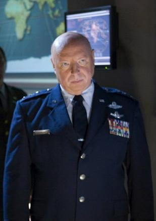 Lieutenant General George Hammond