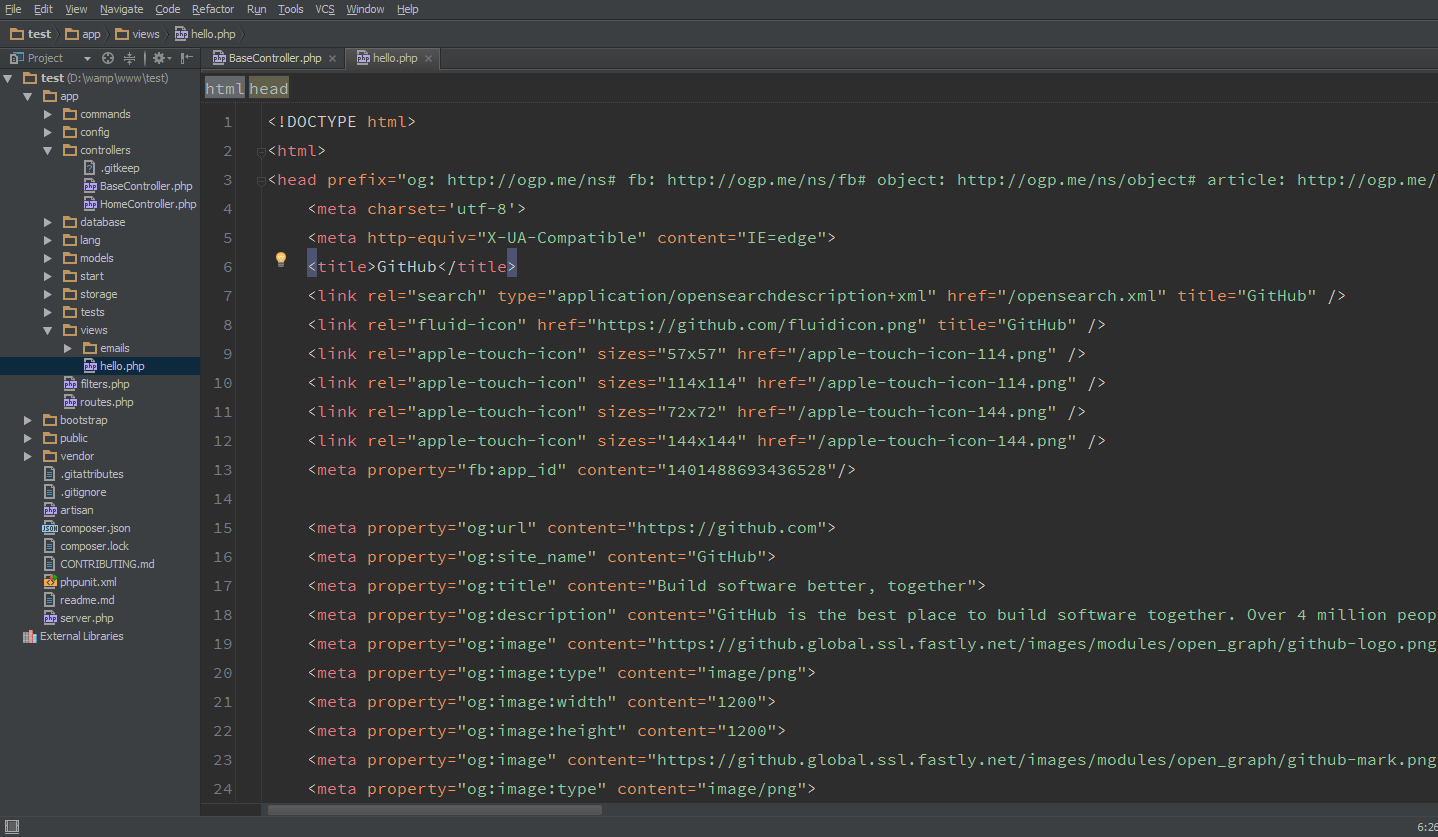 phpstorm themes how to install