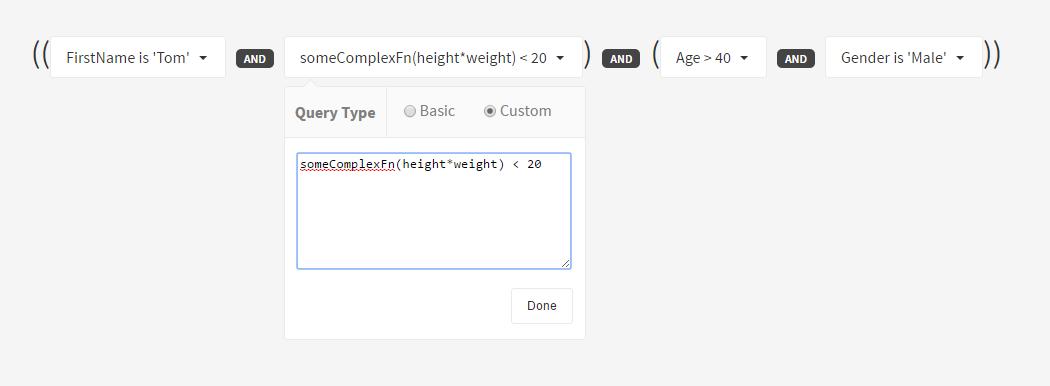 GitHub - FauzanKhan/angular-query-builder: An elegant, easily
