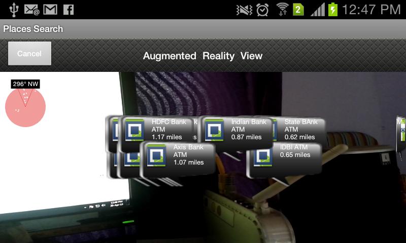 GitHub - raweng/augmented-reality-view
