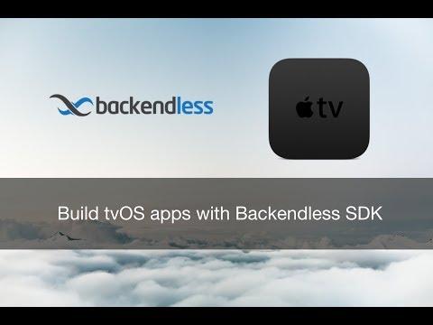 Backendless SDK for tvOS