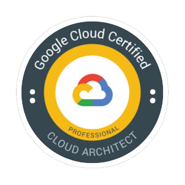 Google Cloud Certified - Professional Cloud Architect