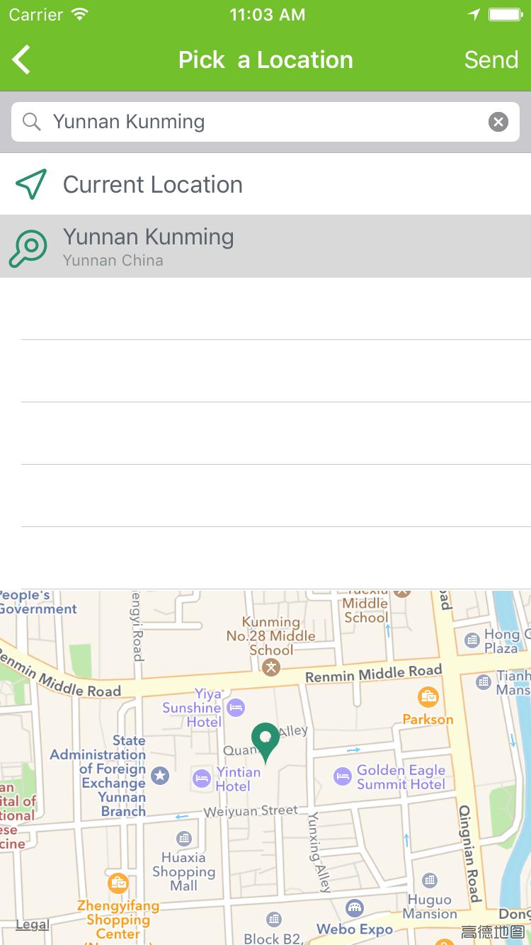 GitHub - zhangtaii/react-native-location-picker: React