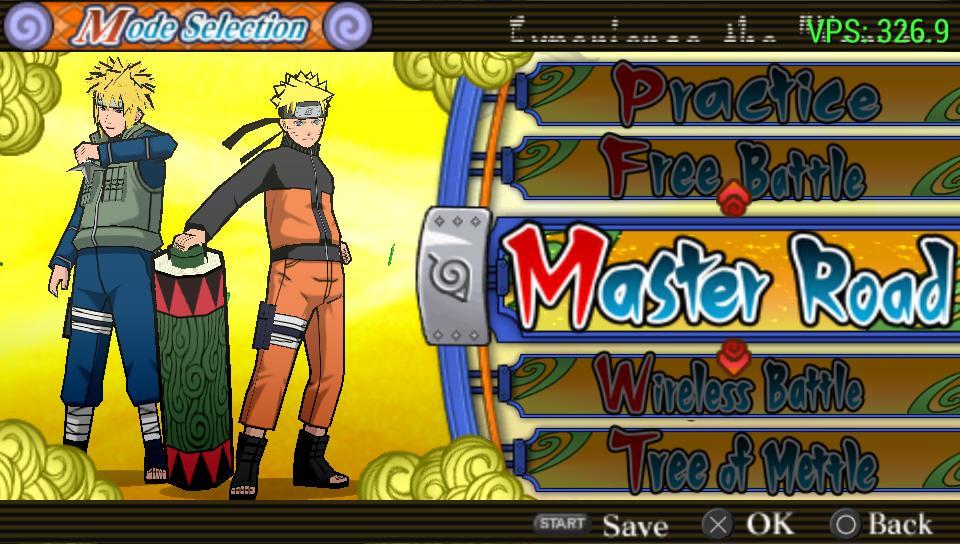 naruto ultimate ninja heroes pc