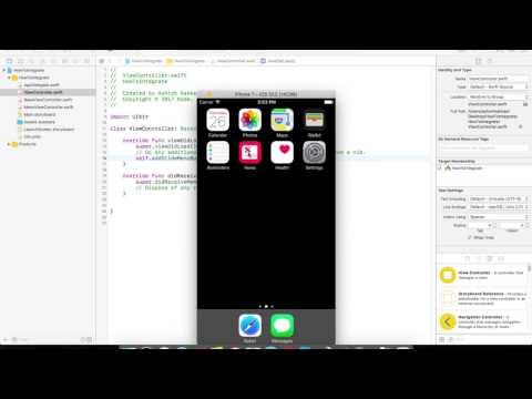 How to integrate AKSwiftSlideMenu - iOS - Swift