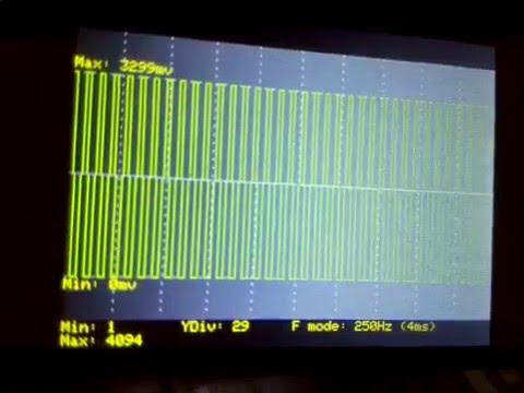 STM32 ILI9341 spi