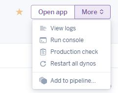 GitHub - Kylmakalle/heroku-telegram-bot: Starter pack to host your