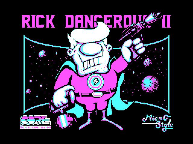 Rick dangerhous II