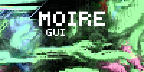 Moire GUI