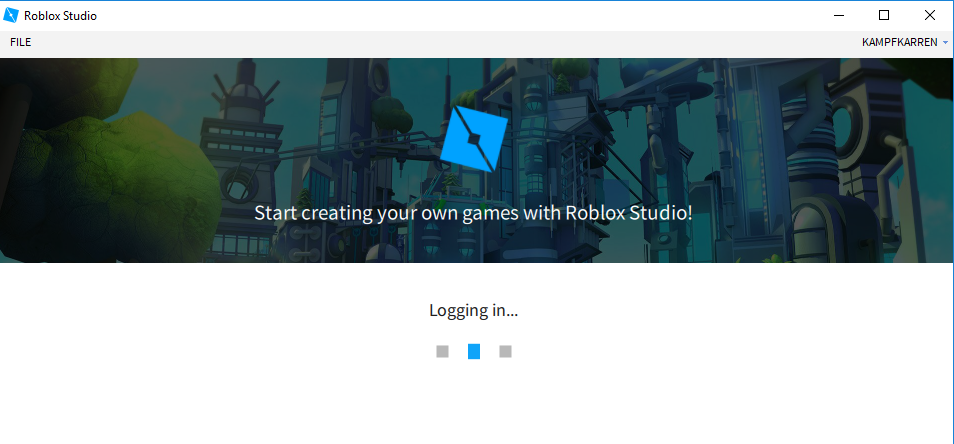 How To Reinstall Roblox Studio Stalls On Login Screen Issue 11 Clonetrooper1019 Roblox Studio Mod Manager Github