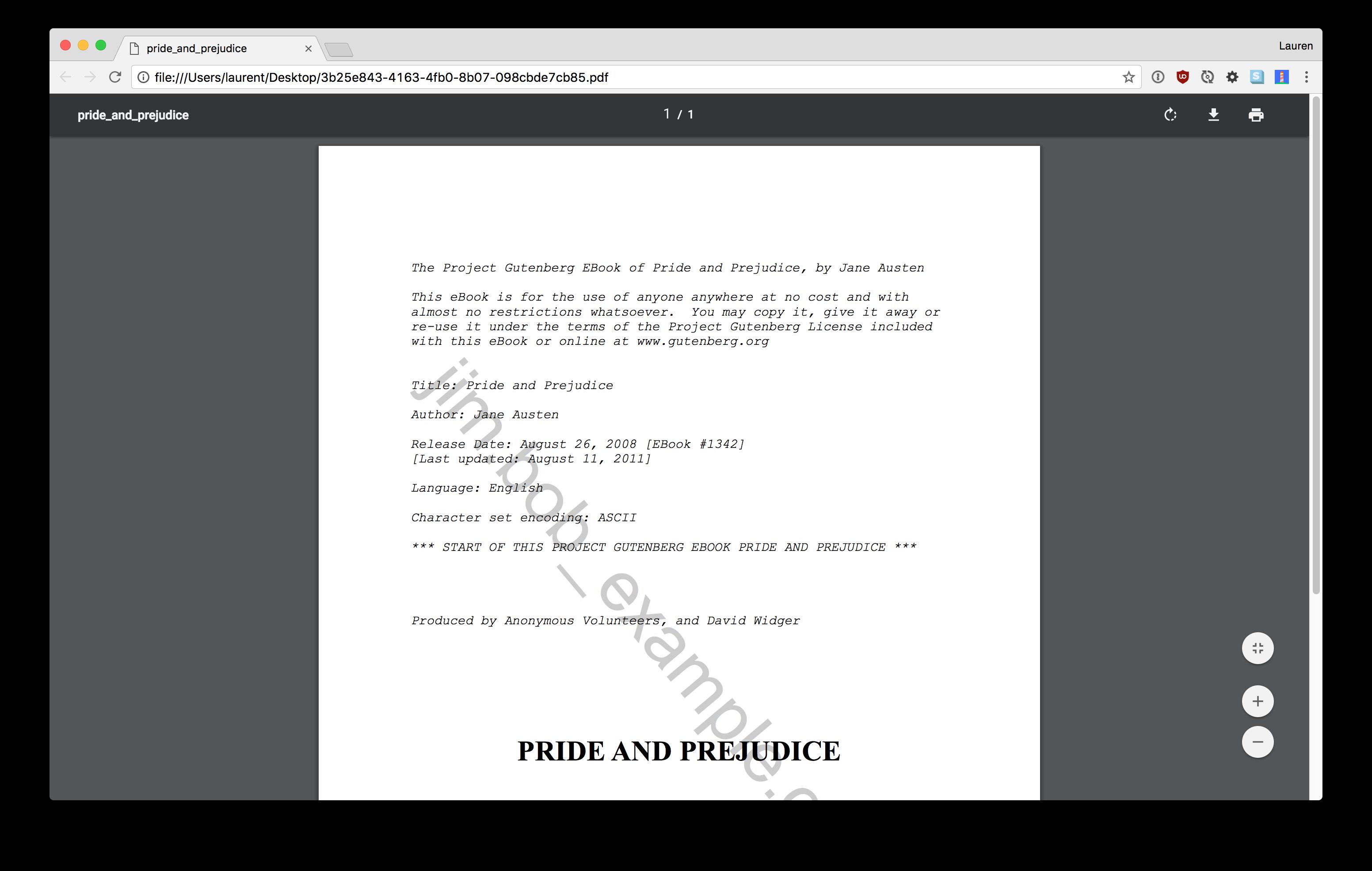 GitHub - poteto/peedy: PDF watermarking microservice written