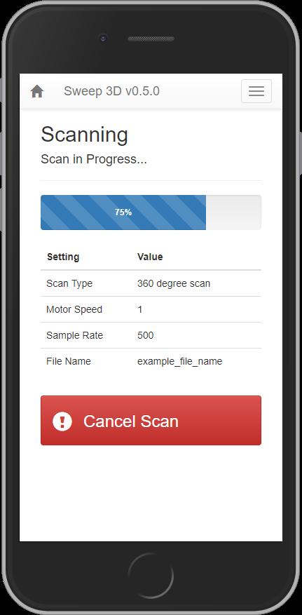 scan progress 2