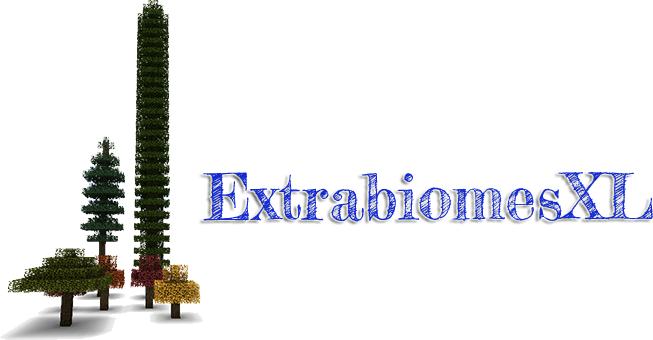 Extrabiomes XL