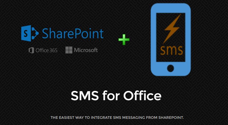 SMS For Office(SMS Via SharePoint List)