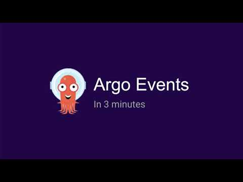 Argo Events in 3 minutes