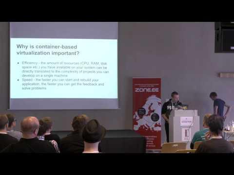 Using Docker to boost your development experience with Drupal - Jürgen Viljaste, Mait Roosvalt