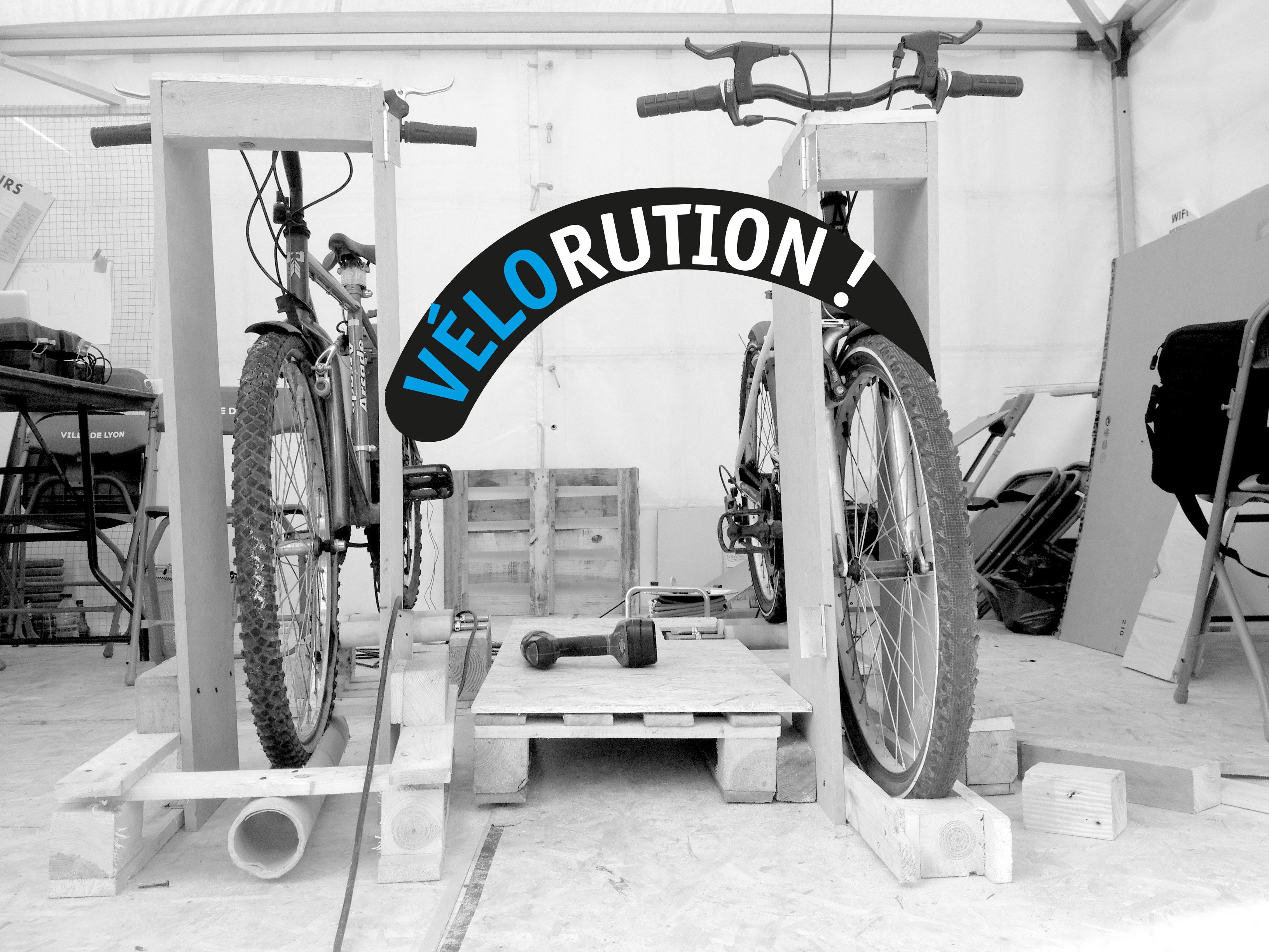 Gare aux vélos