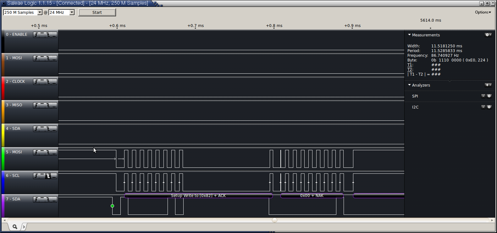 I2C Broadcom bug workaround  · Issue #254 · raspberrypi