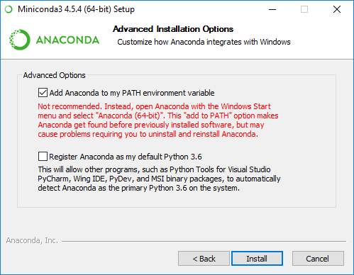 AnacondaPath