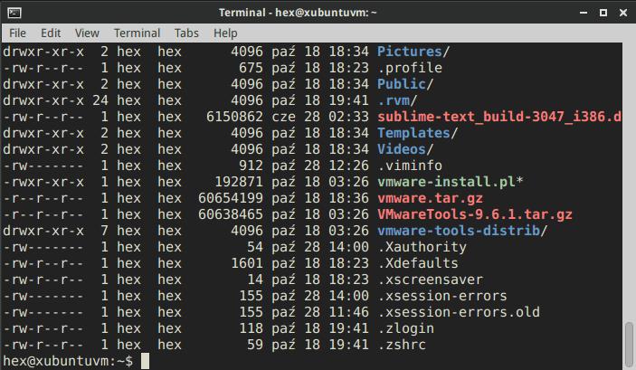 XFCE4 Terminal