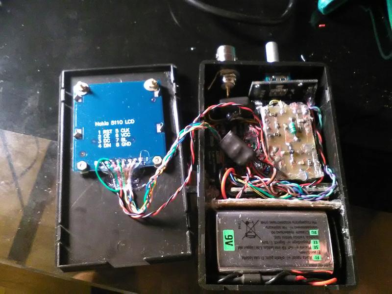 GitHub - sh123/antenna_analyzer_vna: Pocket Arduino Nano