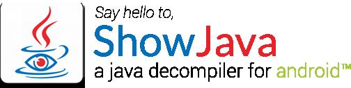 ShowJava Banner v0.1