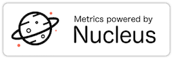 Metrics powered By Nucleus