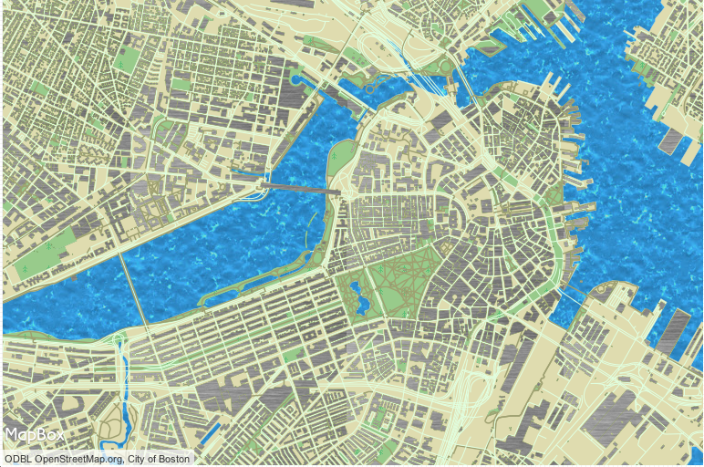 GitHub - CityOfBoston/boston-greenery: Map of parks and other green
