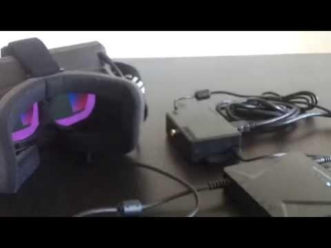 Oculus Rift on the Raspberry Pi