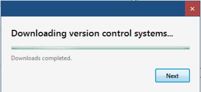 Git install window