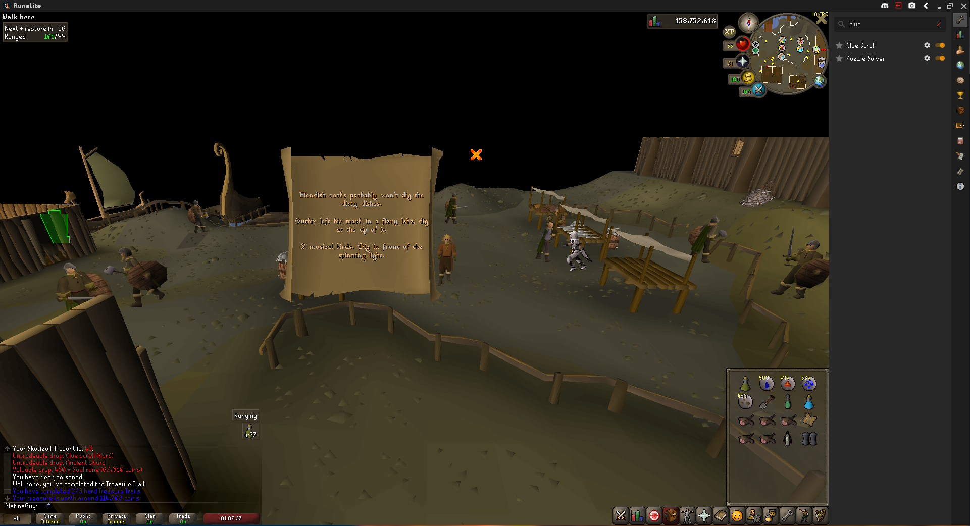 Master clue 3 step clue helper not showing · Issue #5968