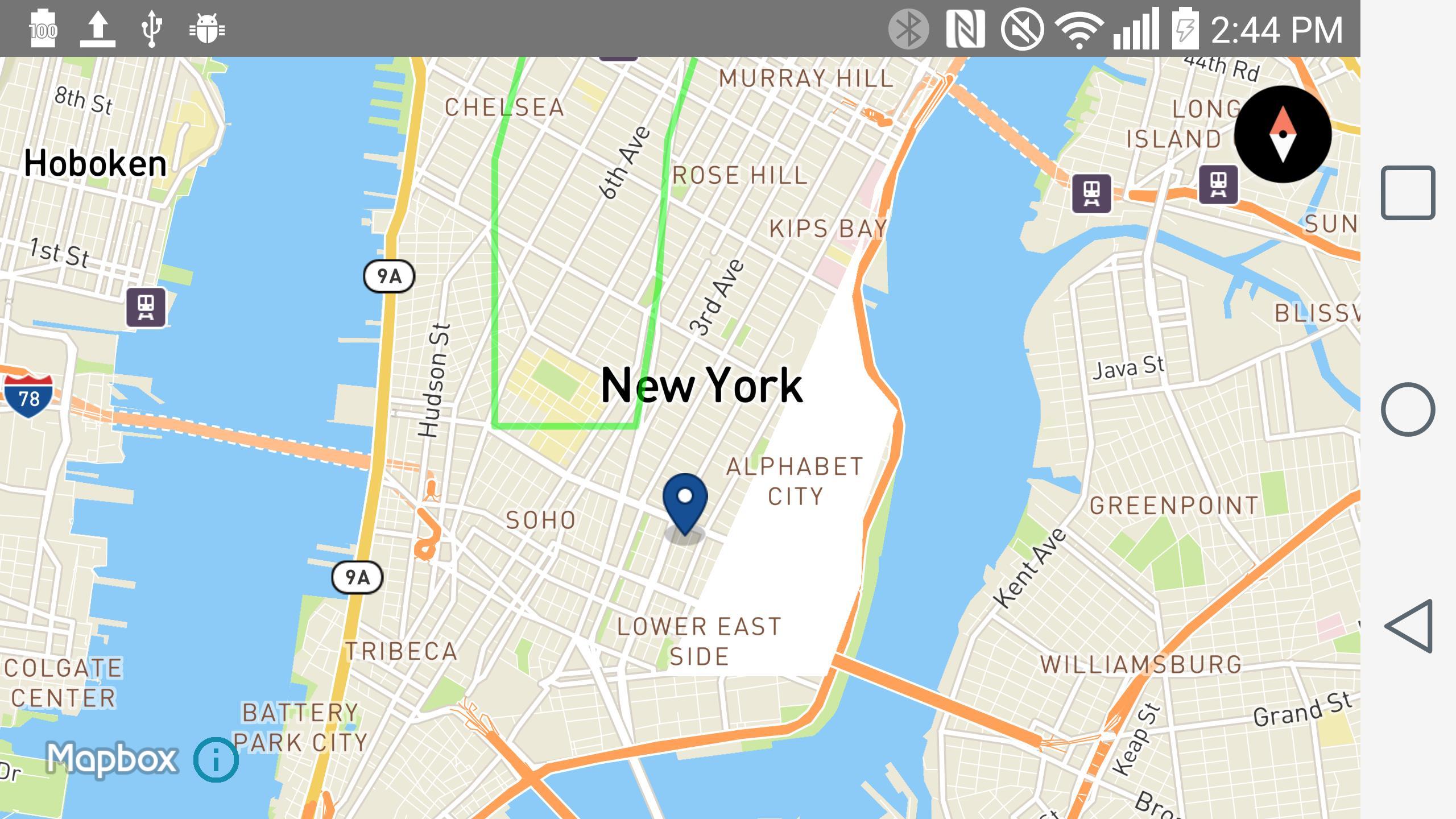 GitHub - yoavrofe/react-native-mapbox-gl-1: A Mapbox GL