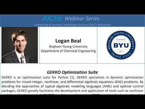 GEKKO Webinar on YouTube