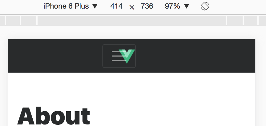 v4 css] Collapsed navbar toggle moves to awkward position