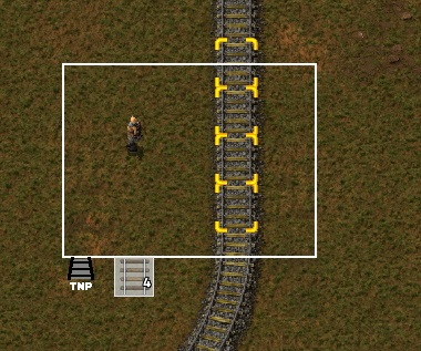 TNfP Rail Tool Selection