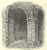 Dungeon of the keep, Richmond Castle