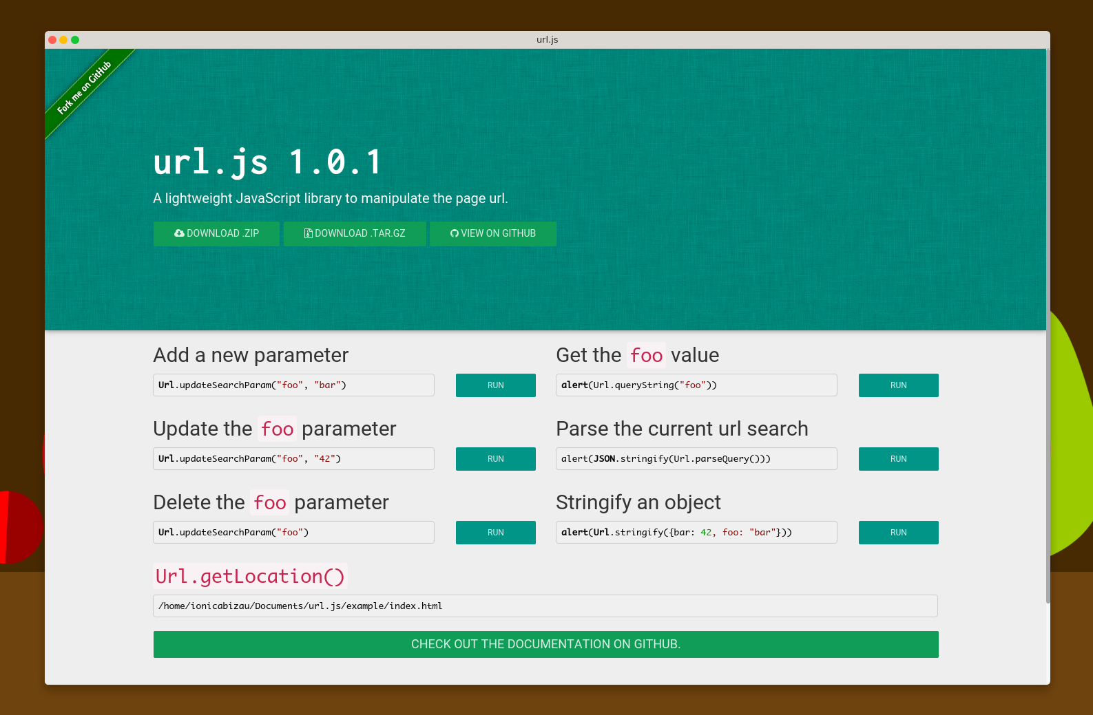 Image result for url.js
