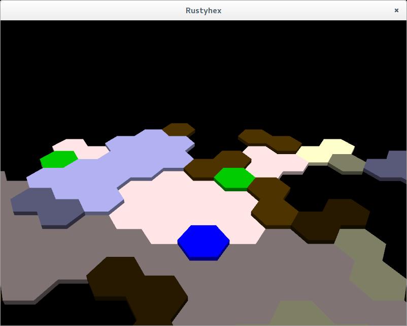 RustyHex screenshot