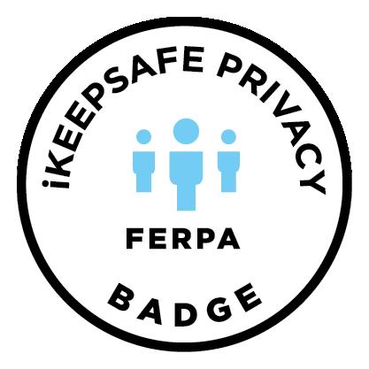 iKeepSafe FERPA seal