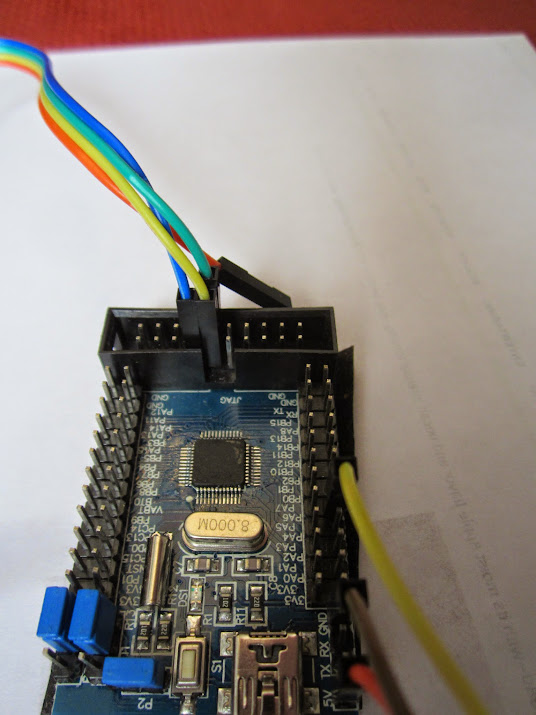 Another Generic STM32F103C8T6 board.