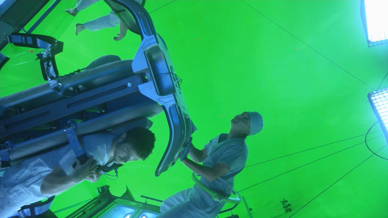 电影《阿凡达》如何拍摄失重场景 - 图9