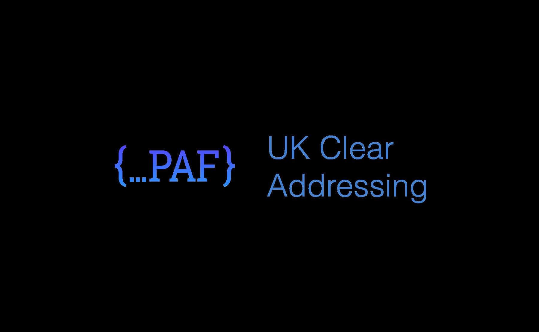 UK Clear Addressing