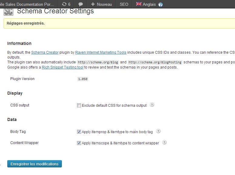 schema creator signder - mobile sales documentation portal wordpress