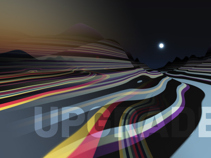 Interactive Landscape