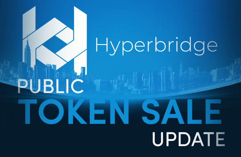 Hyperbridge PTS (Public Token Sale) update