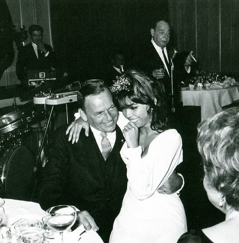 Frank and Nancy by classic film scans