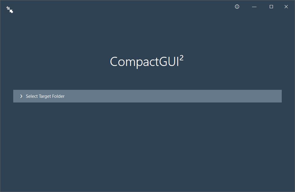 compactGUI