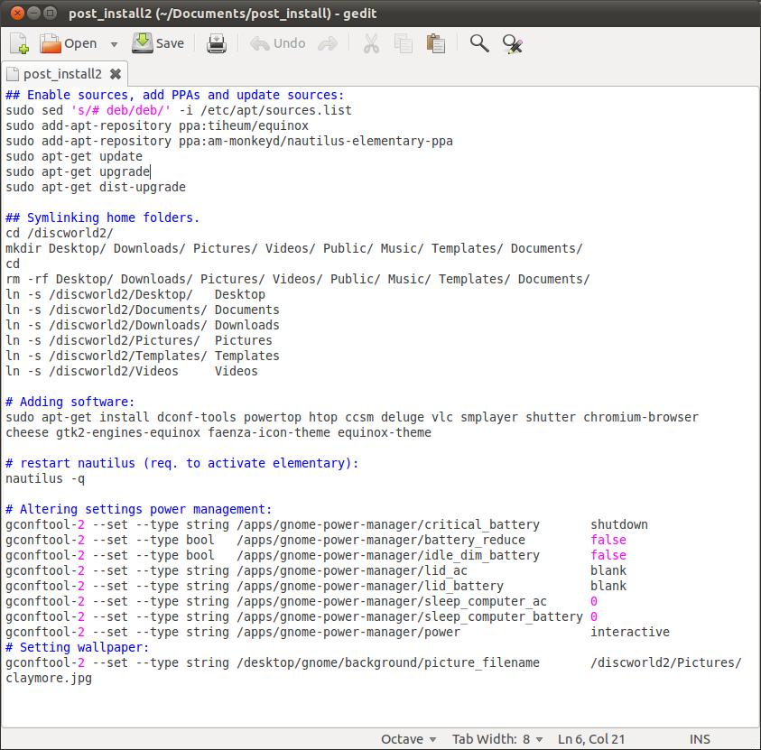Linux & Ubuntu Tips · GitHub