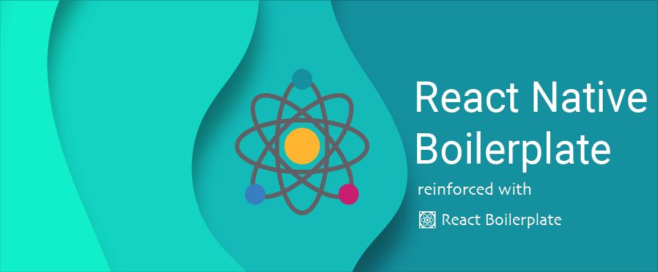 react boilerplate banner